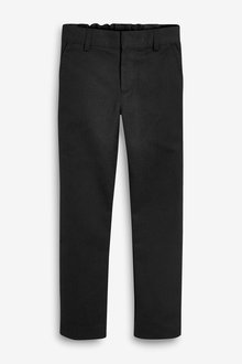 Next Flat Front Trousers (3-16yrs)- Slim Fit