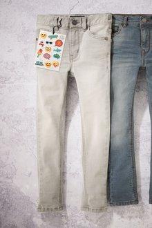Next Super Skinny Stretch Jeans (3-16yrs)