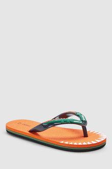 Next Croc Flip Flops (Older)