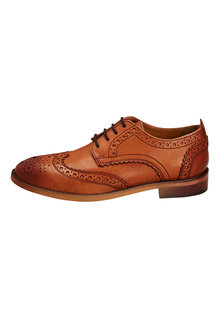 Next Leather Brogues (Older) - 234802