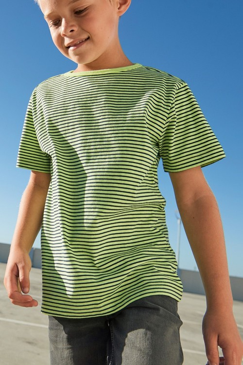 Next Stripe T-Shirt (3-16yrs)