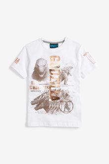 Next Godzilla T-Shirt (3-14yrs)