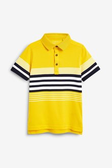 Next Striped Polo (3-16yrs)