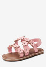 Next Leather Flower Sandals (Younger)