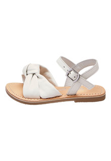 Next Leather Knot Sandals (Younger)
