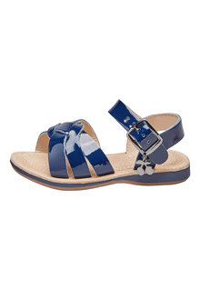 Next Charm Leather Sandals (Younger)