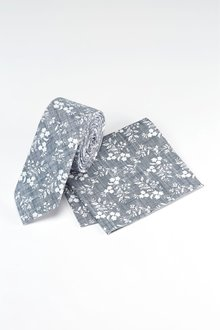 Next Tie And Pocket Square Set