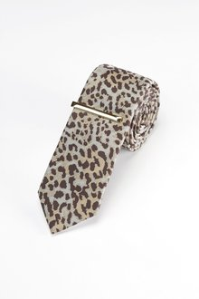 Next Tie With Tie Clip