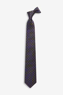 Next Signature Pattern Tie