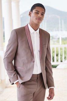 Next Tuxedo Suit: Jacket- Skinny Fit