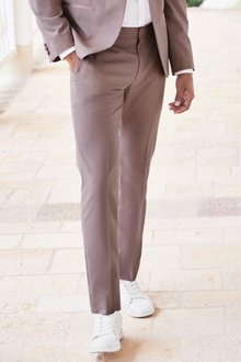 Next Tuxedo Suit: Trousers- Skinny Fit
