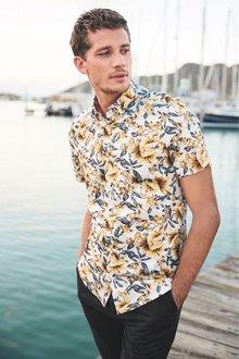 Next Floral Shirt