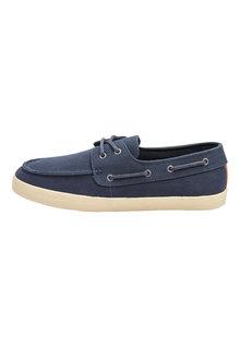 Next Canvas Boat Shoe