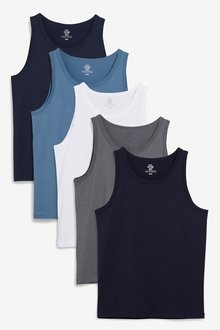 Next Vests Five Pack - 235109