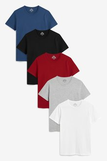 Next T-Shirts Five Pack - 235110
