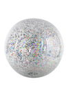 Air Time Holographic Glitter Beach Ball