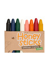 Honeysticks Thins Beeswax Crayons