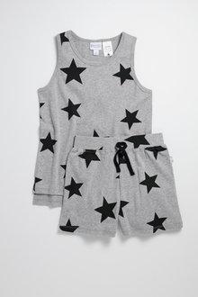 Pumpkin Patch Tank and Short Pyjama Set - 235163