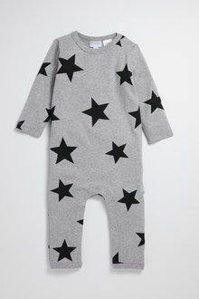Pumpkin Patch All Over Print Sleepsuit