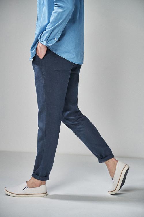 Next Linen Trousers