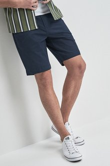 Next Smart Stretch Chino Shorts- Skinny Fit