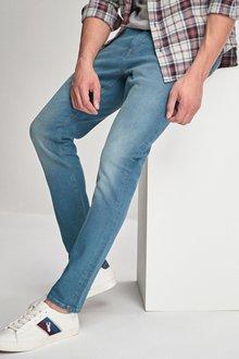 Next Green Tint Jeans- Skinny Fit