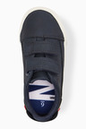 Next NAVY DOUBLE STRAP CHARACTER SHOES