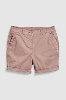 Next Blush Chino Shorts - 235483
