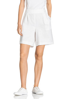 Capture Linen Shorts - 235742