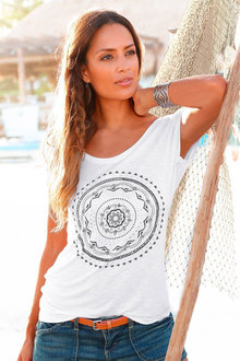 Urban Mandala T-Shirt - 235750