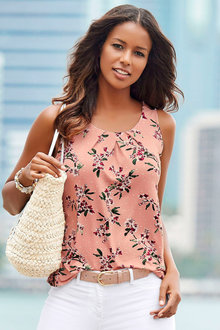 Urban Printed Top