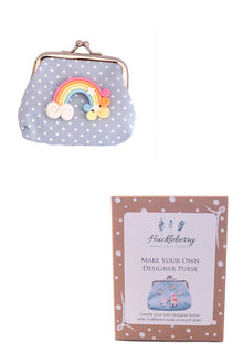 Make Your Own Unicorn and Rainbow Purse