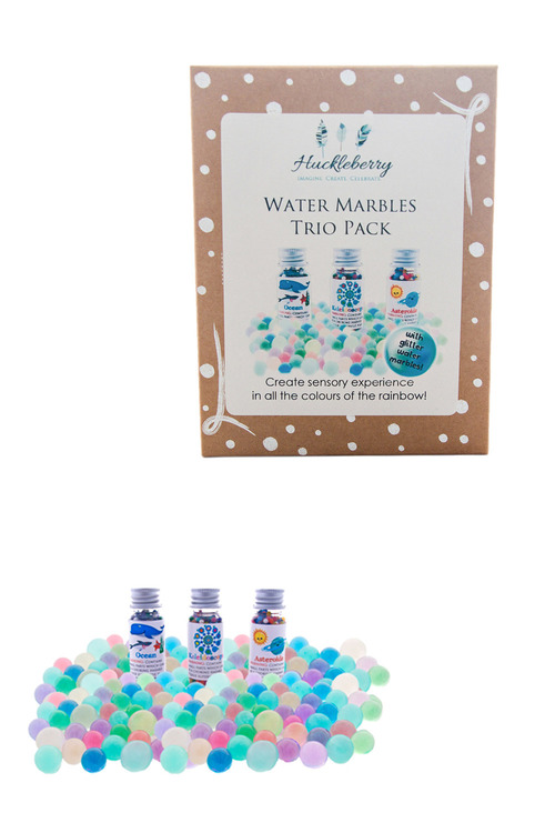 Make Your Own Water Marble Trio