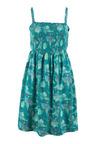 Urban Shirred Sun Dress