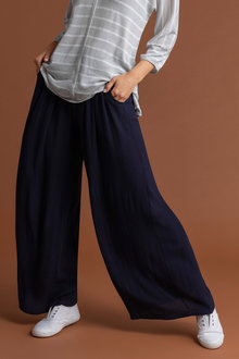Capture Relaxed Wide Leg Pants - 235853