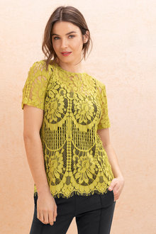 Capture Lace Top - 235862