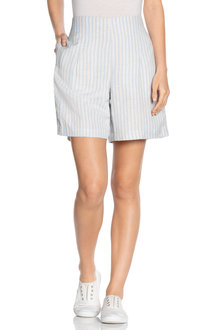 Grace Hill Linen Blend Shorts