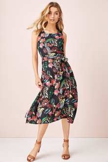 Capture Belted Dress - 235937