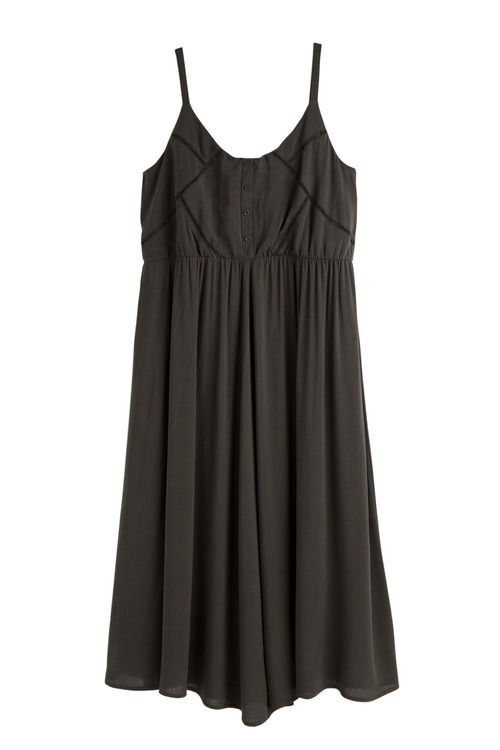 Plus Size - Sara Lace Insert Dress