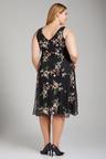 Plus Size - Sara Embroidered Dress