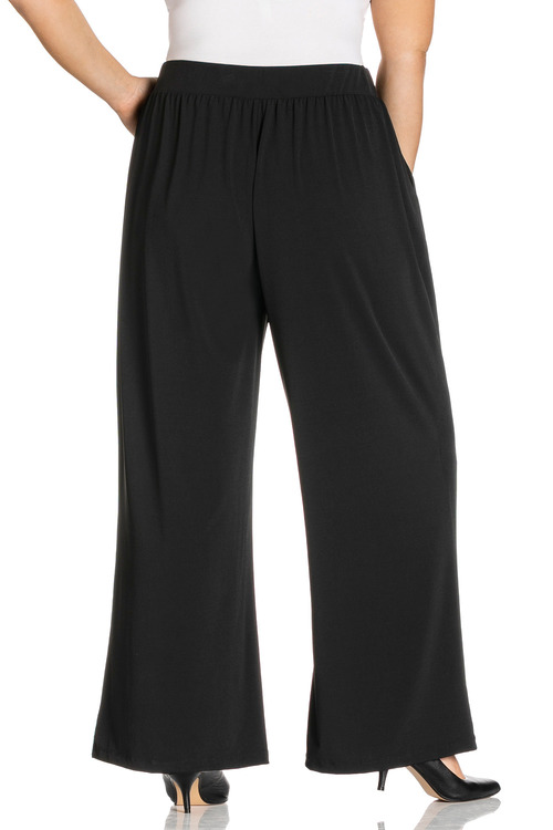 Plus Size - Sara Drape Pants