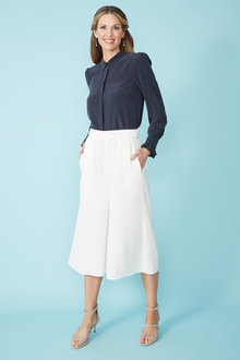 Simply You Silk Culottes - 236000