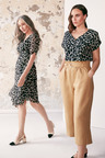 Simply You Silk Cotton Short Sleeve Shirt