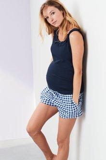 Next Maternity Short Set