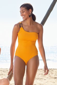 Next One Shoulder Swimsuit