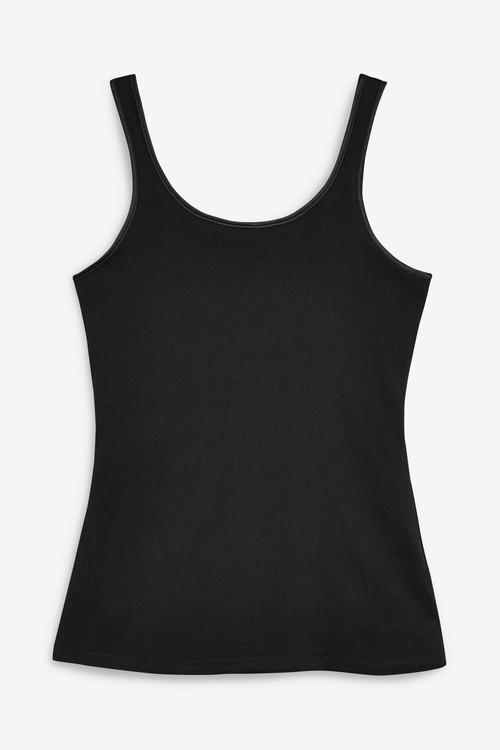 Next Cotton Secret Shaping Vest