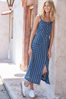 Next Striped Dress