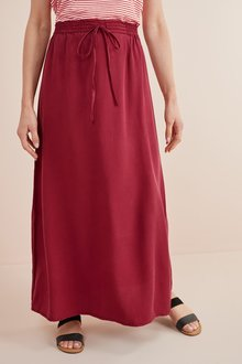 Next Tencel Maxi Skirt
