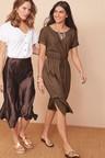 Next Broderie Dress