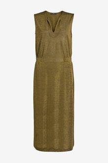 Next Ruched Jersey Midi Dress